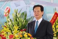 Thủ tướng phát lệnh khởi công Dự án Hạ tầng Khu Công nghệ cao Hòa Lạc