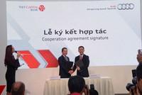 Viet Capital Bank hợp tác cùng CTCP Liên Á Quốc tế