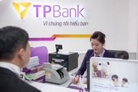 TPBank: 6 tháng đầu năm đạt lợi nhuận 342 tỷ đồng
