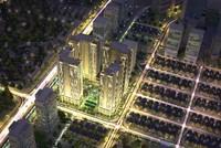 Mở bán căn hộ Eco - Green City giá 26 triệu đồng/m2