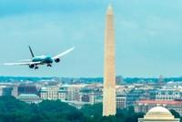 Tổng Bí thư Nguyễn Phú trọng chứng kiến lễ đón Boeing 787 Vietnam Airlines tại Washington