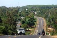 Thông xe 663 km đường Hồ Chí Minh qua Tây Nguyên