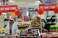 Vải thiều Việt Nam đã có mặt tại Dubai