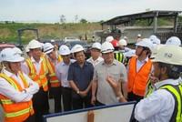 Phó Thủ tướng thị sát tiến độ Dự án Metro Bến Thành - Suối Tiên