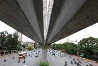 Dự án đường sắt đô thị Cát Linh - Hà Đông: Chẳng ai hứa khi nào xong