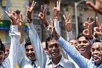 TTCK Ấn Độ hưởng lợi nhờ Trung Quốc