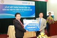 Tập đoàn Bảo Việt đẩy mạnh đầu tư cho giáo dục