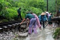Sau mưa lũ, Vinacomin chật vật khôi phục cấp than cho điện