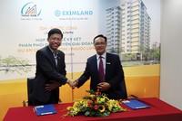 Eximland phân phối độc quyền giai đoạn 1 Dự án TDH - Phước Long