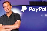 """CEO Paypal: """"Không thể thỏa mãn với hiện tại"""""""