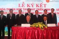 Nhiều doanh nghiệp cam kết đầu tư vào Hà Nam