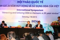 Hơn 80 tỷ USD vốn ODA dành cho Việt Nam 20 năm qua