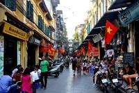 Đề xuất lát đá trên 11 tuyến phố trong khu phố cổ Hà Nội