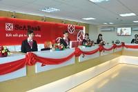 Ngân hàng Việt vươn tầm quốc tế