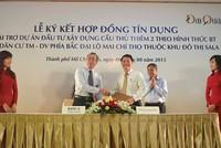 Đại Quang Minh ký hợp đồng bảo lãnh nhà ở cho Dự án Sala