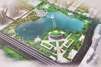 Công bố Quy hoạch Dự án Công viên hồ điều hòa Nhân Chính