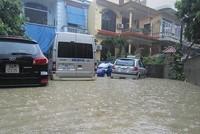 Lũ lụt miền Bắc, thiệt hại nghìn tỷ, bảo hiểm chưa đầy 40 tỷ đồng, vì sao?