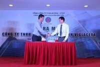 Ra mắt Công ty TNHH MTV Lắp dựng Kính Viglacera