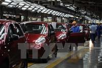 Trung Quốc: Thị trường ôtô giảm sút sau khi chứng khoán tụt dốc