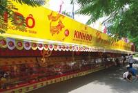 Kinh Đô Bình Dương dự kiến đưa ra thị trường 3.000 tấn bánh Trung thu