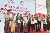 Trao 321 sổ hồng cho cư dân Dự án Cát Tường Phú Thạnh