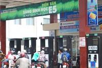 Hà Nội: 6,5% cửa hàng xăng dầu có bán xăng sinh học E5