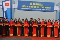Đầu tư Quốc lộ 3 mới Hà Nội - Thái Nguyên theo quy mô cao tốc