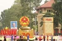 Những hình ảnh đẹp của lễ diễu binh, diễu hành mừng 70 năm Quốc khánh