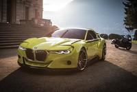 Cận cảnh 10 mẫu concept đẹp nhất của BMW