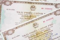Lãi suất trúng thầu TPCP không giảm