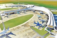 Cần 35,1 triệu USD để lập Báo cáo nghiên cứu khả thi Sân bay Long Thành