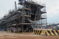 Sẽ có khoảng 30.000 lao động làm việc tại công trường Lọc hoá dầu Nghi Sơn