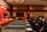 Đã cấp phép đầu tư sang Lào 261 dự án với tổng số vốn 5,2 tỷ USD