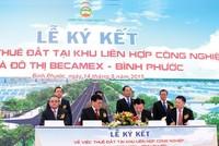 Bình Dương, Bình Phước hợp tác đón sóng đầu tư mới