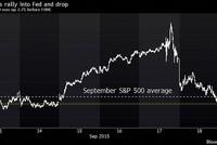Fed giáng đòn mạnh vào thị trường chứng khoán Mỹ