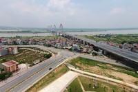 Hà Nội: Thúc dự án đường nối từ cầu Nhật Tân đến đường Thanh Niên