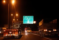 Những hình ảnh đầu tiên trong ngày thu phí đường cao tốc Pháp Vân - Cầu Giẽ