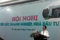 Quảng Ninh đẩy mạnh thu hút đầu tư vào Khu kinh tế Cửa khẩu Móng Cái