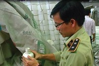 Thứ trưởng Bộ Công an Lê Quý Vương trực tiếp làm việc về vi phạm tại Công ty Thuận Phong