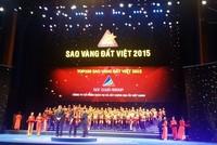 Giải Sao Vàng đất Việt 2015: Đất Xanh đứng Top 2 trên thị trường bất động sản