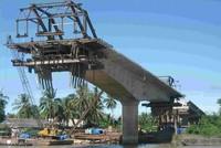 Hợp phần 1 Dự án cầu Đại Ngãi được triển khai theo hình thức BOT