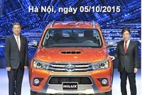 """Toyota Việt Nam """"tấn công"""" phân khúc bán tải"""