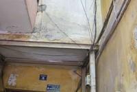 Hà Nội tổng kiểm tra chung cư cũ nguy hiểm