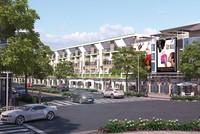 LDG Group mở bán block nhà phố ven sông The Viva City