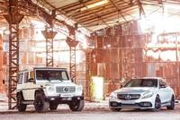 Mercedes-Benz trình làng ba siêu phẩm