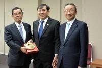 Đà Nẵng bắt tay hợp tác với Keidanren - tổ chức kinh tế lớn nhất Nhật Bản