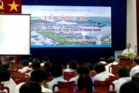 Công bố quyết định thành lập Khu Kinh tế Đông Nam Quảng Trị