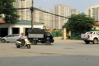 Trung Hòa - Nhân Chính: Ngổn ngang dự án dở dang