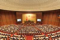 Quốc hội thông qua 16 luật, 15 nghị quyết