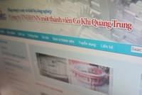 Vietinbank chưa đòi được 32 tỷ đồng từ Công ty Cơ khí Quang Trung